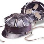 カッパ型保護帽