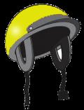 ヘルメット イラスト2