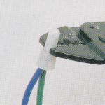 キャップ型端子の接続方法
