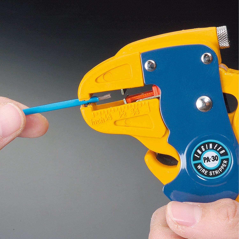 手動型ワイヤーストリッパー 横剥きタイプ
