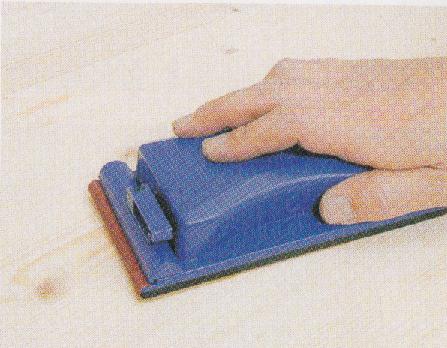 サンドペーパーホルダーの使い方3