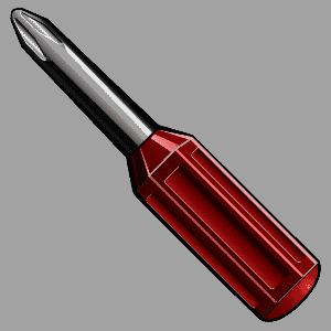 プラスドライバ2ー-イラスト