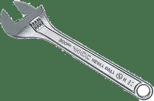 機械工具車用工具 フリーイラスト