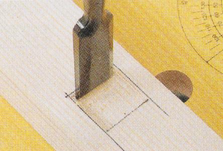 鑿の使い方基本3