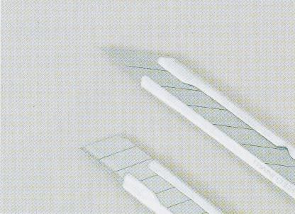 カッター刃の角度