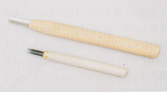彫刻刀の選び方