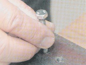 ボルト、ナットの締め込み方
