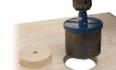 電動ドリルドライバー 木工用:ホールソー