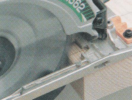 丸ノコ 切断方法3
