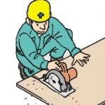 切断系電動工具の選び方、使い方、手入れ