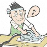 図解 切削系電動工具の選び方、使い方、手入れ