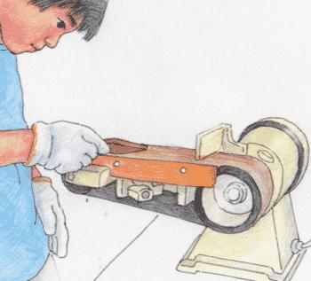 研磨、研削系電動工具の基礎知識