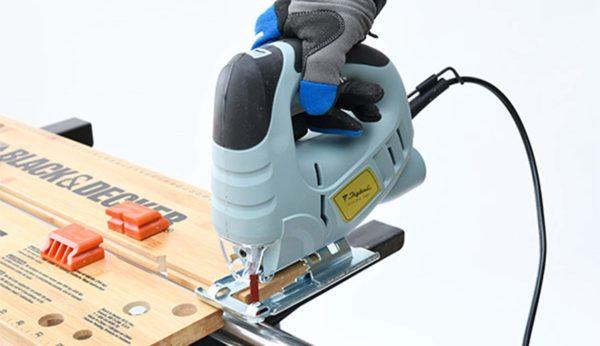 AC電源式工具ジグソー