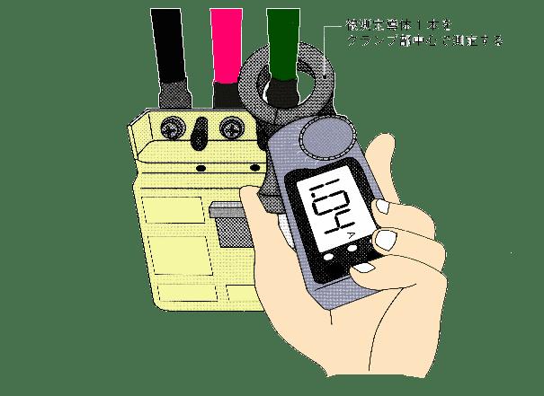 クランプメーター