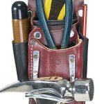 図解 工具ホルダー、腰袋の正しい選び方、使い方