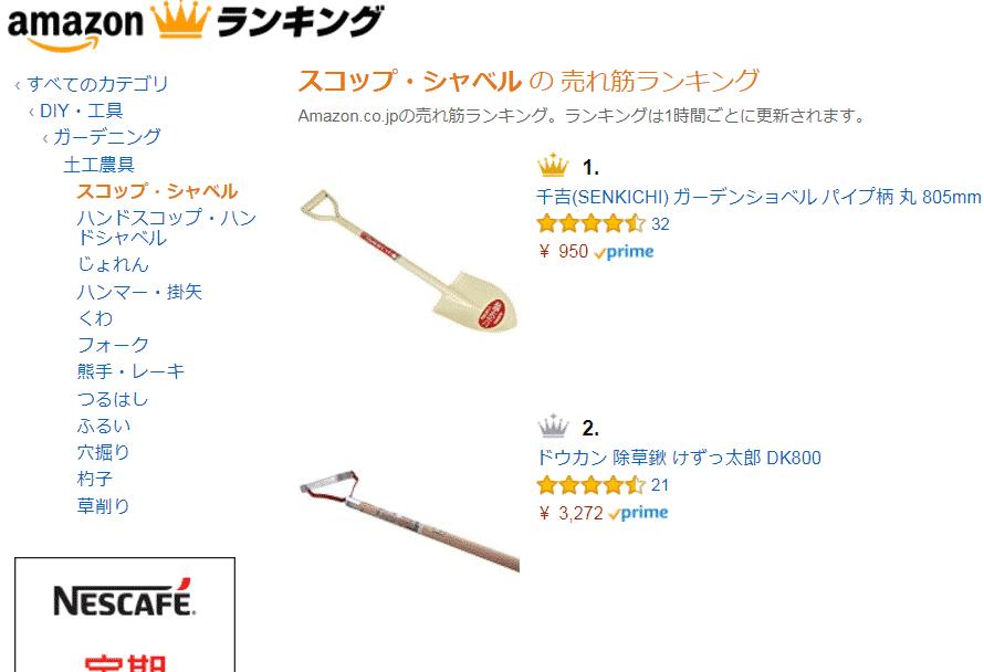 Scoop, shovel2