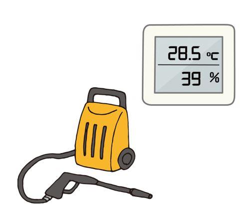 許容水温 高圧洗浄機