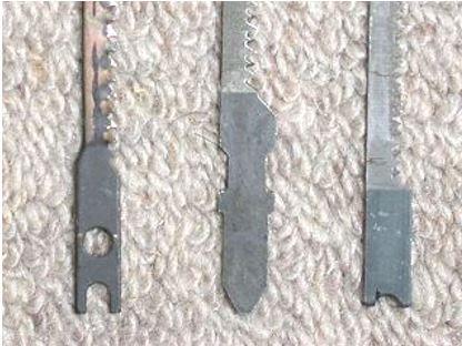 ブレード差し込み形状:ジグソー ブレード替刃の選び方②